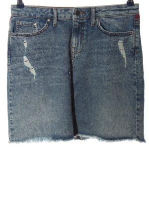Hilfiger Jeansrock blau Casual-Look