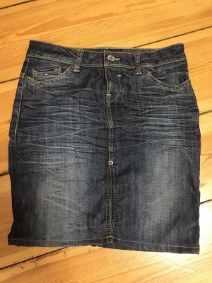 Hilfiger Denim Denim Skirt dark blue