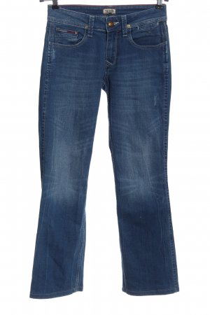Hilfiger Jeansschlaghose blau Casual-Look