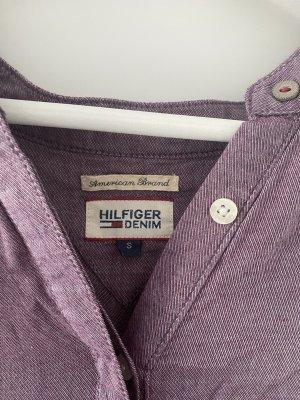 Hilfiger Denim Long Sleeve Blouse grey violet-grey lilac