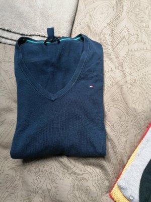 Tommy Hilfiger Sweater Twin Set dark blue