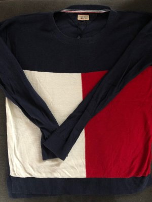 Tommy Hilfiger Wool Sweater multicolored