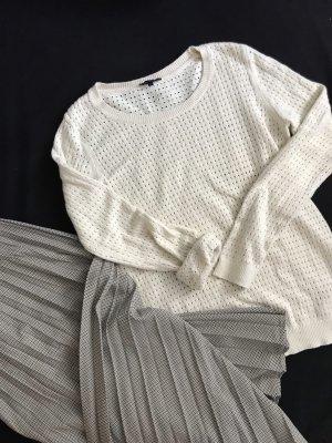 Hilfiger Pullover mit Wolle, NP 99€, Größe M