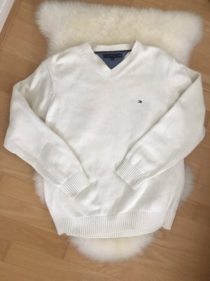 Hilfiger Pullover Weiß