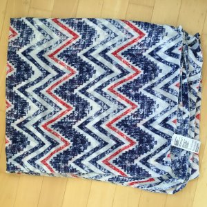 Tommy Hilfiger Écharpe d'été multicolore polyester