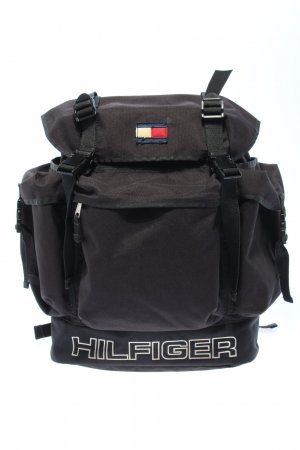 Hilfiger School Backpack themed print casual look