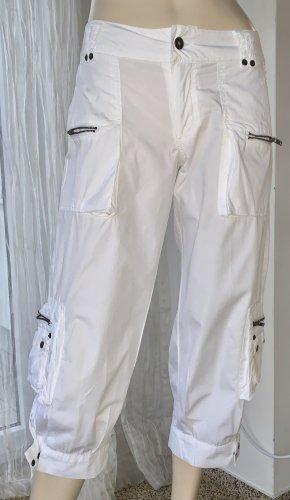 HILFIGER  Shanghai Pant Classic white 3/4 Sommerhose XS NEU
