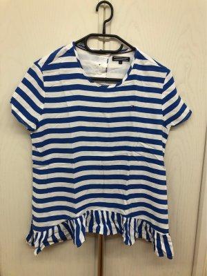 Hilfiger Shirt gestreift in blau weiß