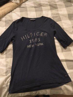 Hilfiger Shirt mit Glitzersteinen