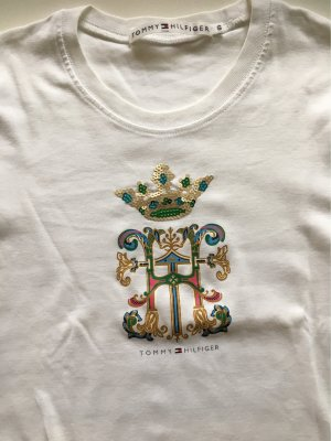 Hilfiger Shirt mit Pailletten