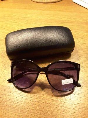 Hilfiger Sonnenbrille neu schwarz / chrom