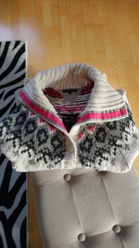 Hilfiger Sport Veste tricotée en grosses mailles multicolore