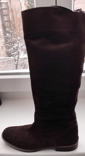 Tommy Hilfiger Riding Boots grey brown
