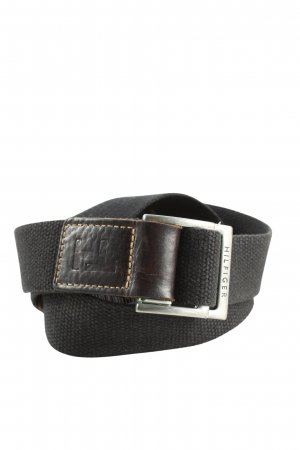 Hilfiger Fabric Belt brown casual look