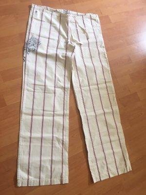 Tommy Hilfiger Denim Spodnie typu boyfriend Wielokolorowy