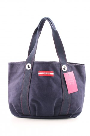 Hilfiger Stofftasche lila Casual-Look