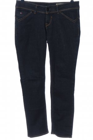 Hilfiger Straight-Leg Jeans blau Casual-Look