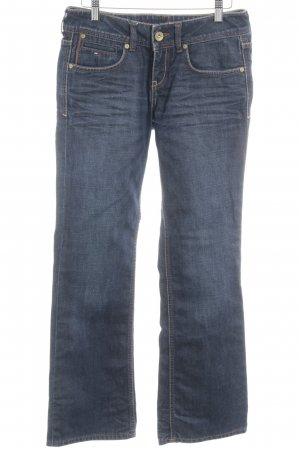 Hilfiger Straight-Leg Jeans dunkelblau Casual-Look