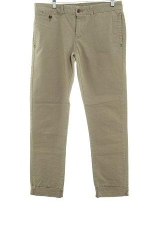 Hilfiger Straight-Leg Jeans sandbraun Casual-Look