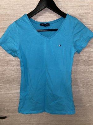 Hilfiger T-Shirt blau