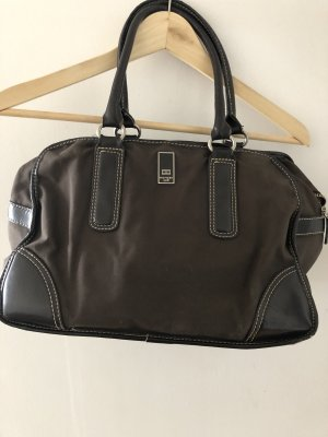 Hilfiger Bowling Bag black brown-dark brown