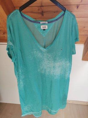 Hilfiger Denim T-shirt multicolore coton