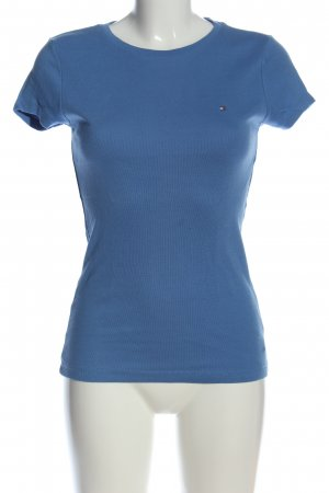 Hilfiger U-Boot-Shirt blau Casual-Look
