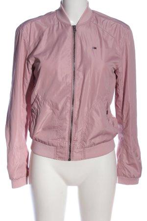 Hilfiger Übergangsjacke pink Casual-Look