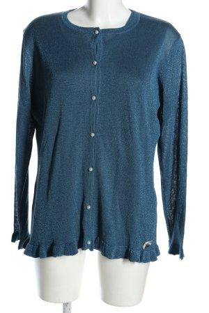 Himmelblau by Lola Paltinger Ensemble en tricot bleu style décontracté