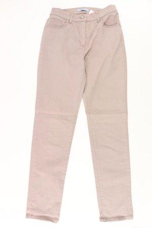 Himmelblau Hose Größe 36 creme aus Baumwolle