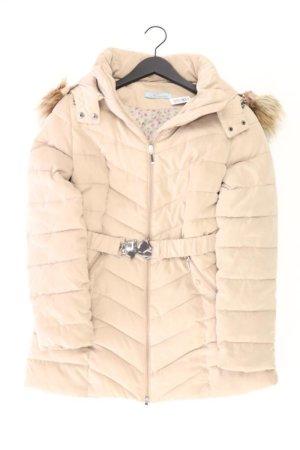 Himmelblau Jacke Größe 36 braun aus Polyester