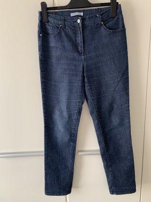 Himmelblau Stretch Jeans multicolored