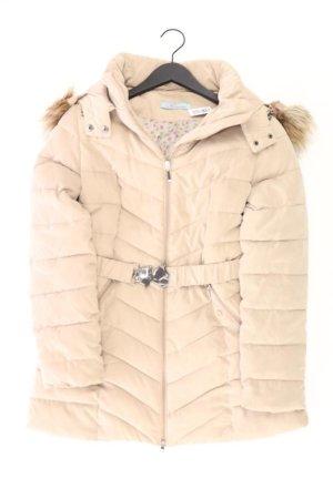 Himmelblau Mantel Größe 36 braun aus Polyester