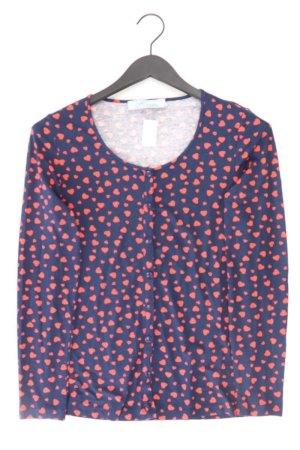 Himmelblau Shirt Größe 34 rot aus Viskose