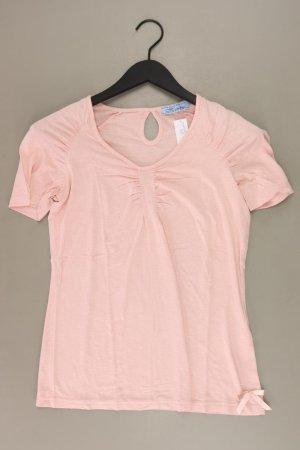 Himmelblau Shirt Größe 36 rosa aus Viskose