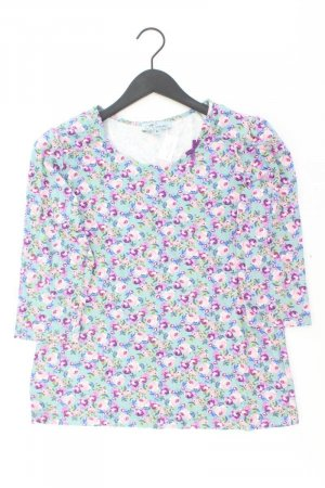Himmelblau Shirt Größe L mehrfarbig aus Viskose