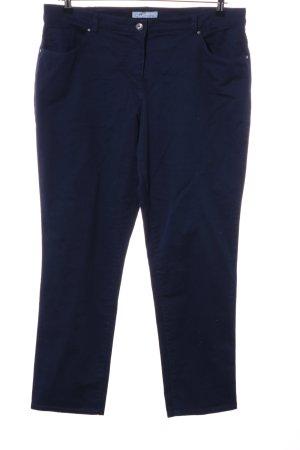 Himmelblau Straight-Leg Jeans blau Business-Look