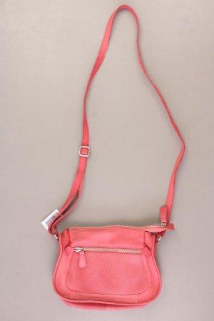 Himmelblau Umhängetasche neuwertig rosa aus Kunstleder