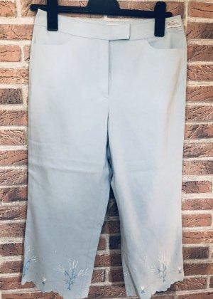 Pantalon capri multicolore