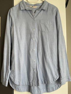 H&M Camisa vaquera azul celeste