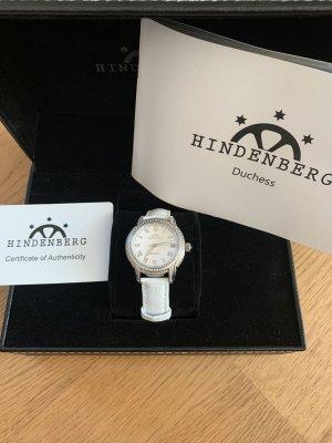 Hindenberg Zegarek automatyczny biały-srebrny