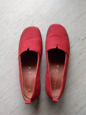 Jenny Slippers red