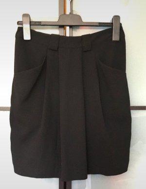 Marks & Spencer Balonowa spódniczka czarny