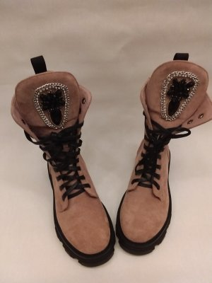 Sergio Todzi Ankle Boots dusky pink