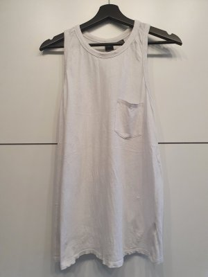 G-Star Raw Backless Top white-light grey