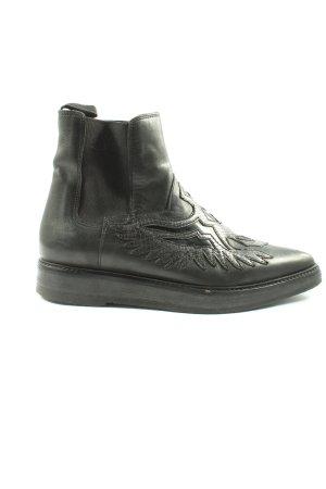 Hip Shoe Style Chelsea laarzen zwart casual uitstraling