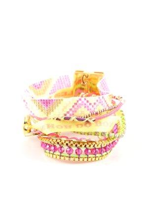 Hipanema Bracelet multicolored extravagant style