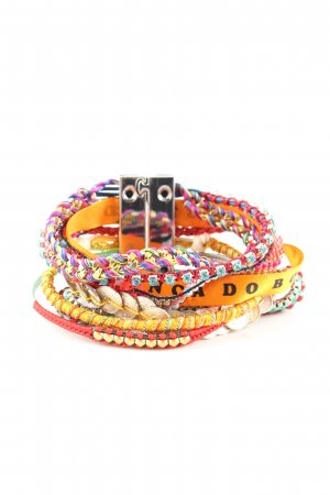Hipanema Pulsera degradado de color look casual