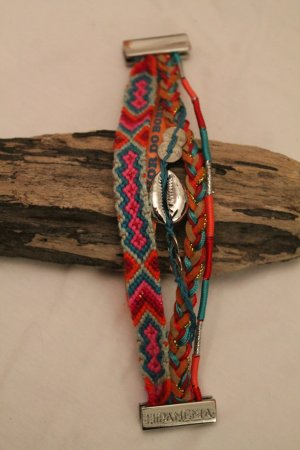 HIPANEMA * wunderschönes Armband in tollen Farben * kaum getragen *