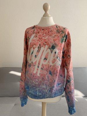Hiper hype Pullover mit schickem Farbverlauf